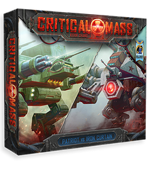 Critical Mass: Patriot vs Iron Curtain *PRE-ORDER* (ETA July 2018)