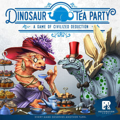 Dinosaur Tea Party *PRE-ORDER*