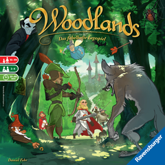 Woodlands (English Edition)
