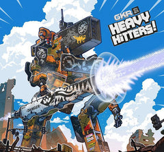 GKR: Heavy Hitters *PRE-ORDER*