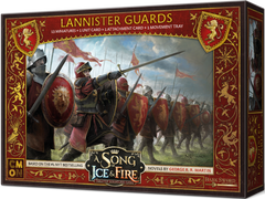A Song of Ice & Fire: Tabletop Miniatures Game – Lannister Guards *PRE-ORDER*