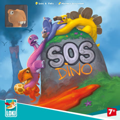 SOS Dino (French Import)