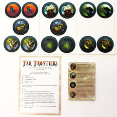 Fantastiqa Rival Realms: Far Frontiers Expansion