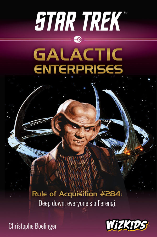 Star Trek: Galactic Enterprises *PRE-ORDER*