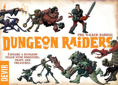 Dungeon Raiders (2018 Edition)