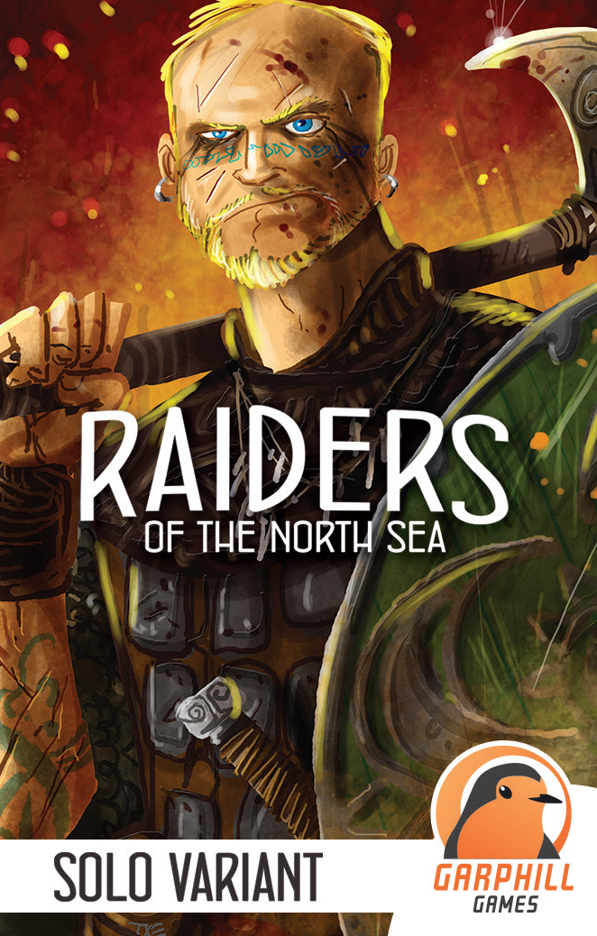 Raiders of the North Sea: Solo Variant