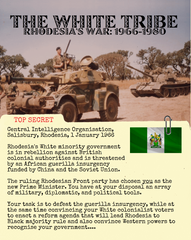 The White Tribe: Rhodesia's War 1966-1980