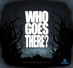 Who Goes There? *PRE-ORDER*