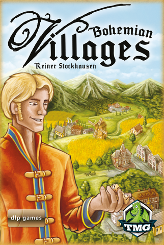 Bohemian Villages (Tasty Minstrel Games Edition)