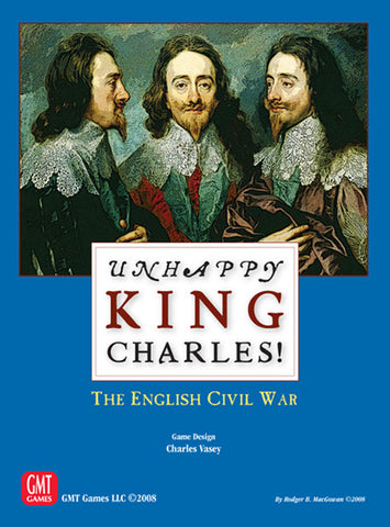 Unhappy King Charles!