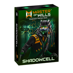 Master of Wills: Shadowcell Expansion Faction
