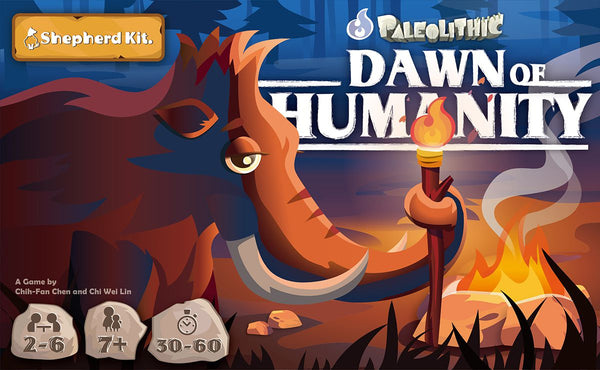 Paleolithic: Dawn of Humanity