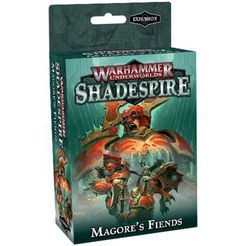 Games Workshop - Warhammer Underworlds: Shadespire - Magore's Fiends