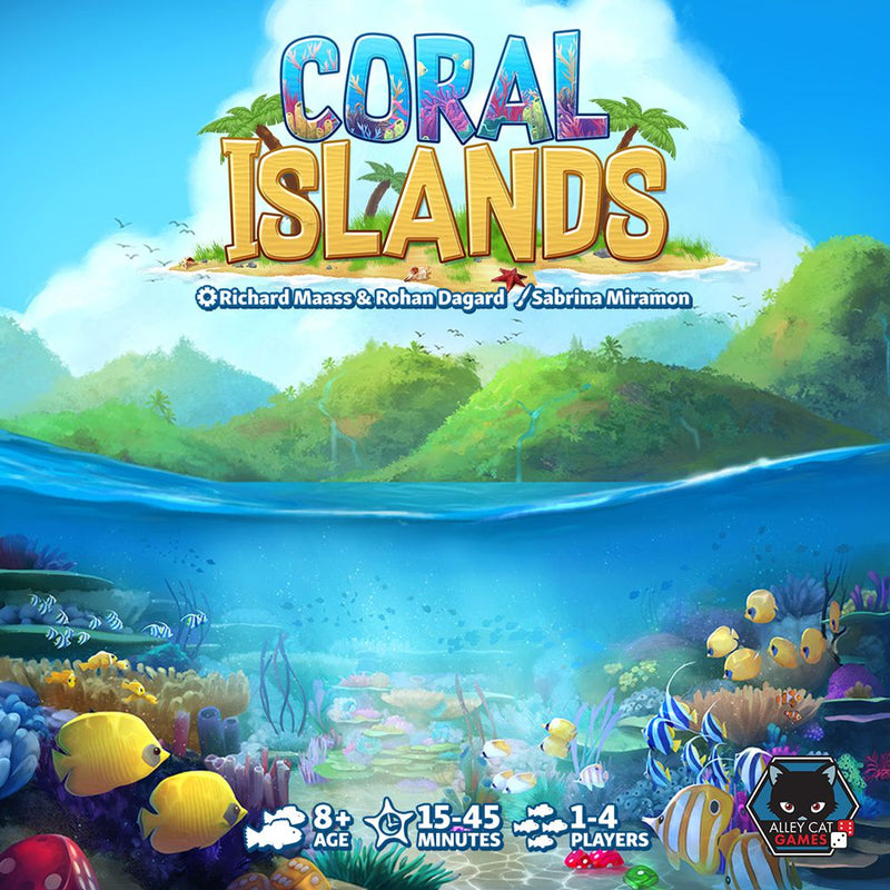 Coral Islands (Standard Edition)