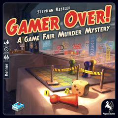 Gamer Over! A Game Fair Murder Mystery