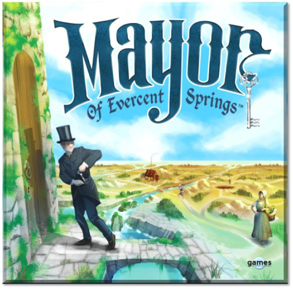 Mayor of Evercent Springs