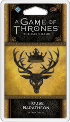 A Game of Thrones: The Card Game (Second Edition) – House Baratheon Intro Deck *PRE-ORDER*