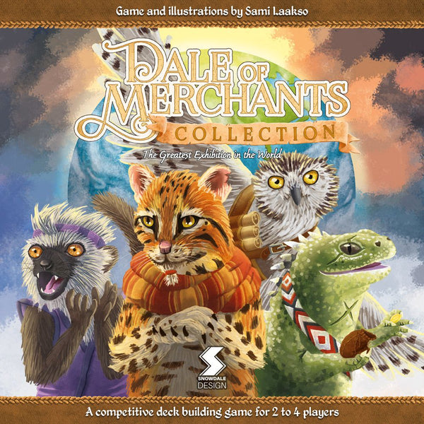 Dale of Merchants Collection (Import)