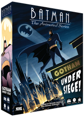 Batman: The Animated Series – Gotham Under Siege *PRE-ORDER* (ETA Sept 2018)