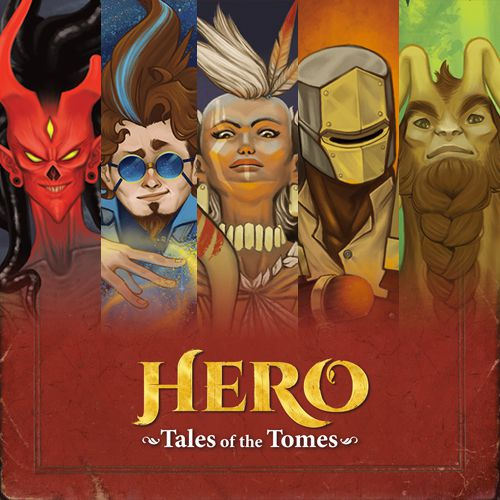 Hero: Tales of the Tomes *PRE-ORDER*