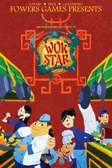 Wok Star (3rd Edition) (Local Pickup Only)