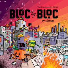 Bloc by Bloc: The Insurrection Game (2nd Edition)
