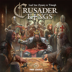 Crusader Kings *PRE-ORDER* (ETA May 2019)