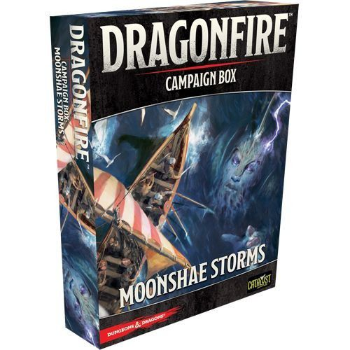 Dragonfire: Campaign - Moonshae Storms
