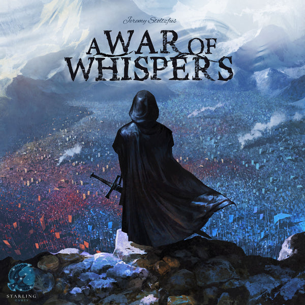 A War of Whispers (Second Edition) *PRE-ORDER* (ETA 1Q 2021)