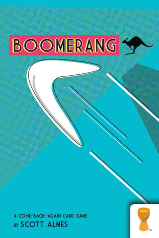 Boomerang (English Edition)