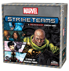 Marvel Strike Teams *PRE-ORDER* (ETA Oct 2018)
