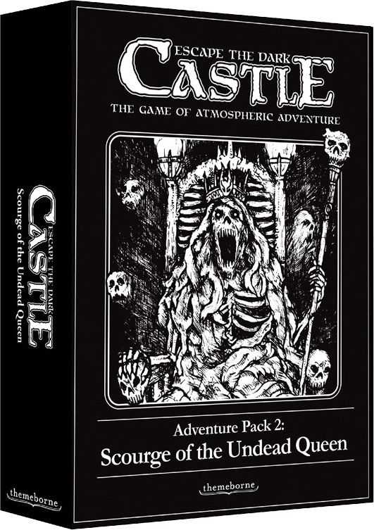 Escape the Dark Castle: Adventure Pack 2 – Scourge of the Undead Queen