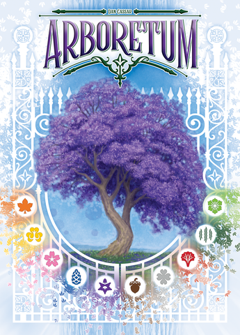 Arboretum (Renegade Game Edition) *PRE-ORDER* (ETA Sept 2018)
