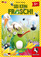 Sei kein Frosch (aka Don't be a Frog)