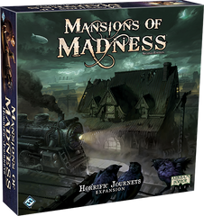 Mansions of Madness: Second Edition – Horrific Journeys *PRE-ORDER*
