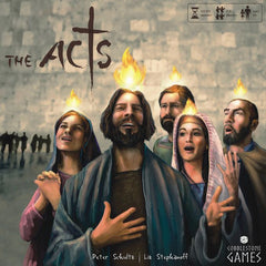 The Acts (with promo cards)