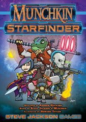 Munchkin Starfinder - I want it all!