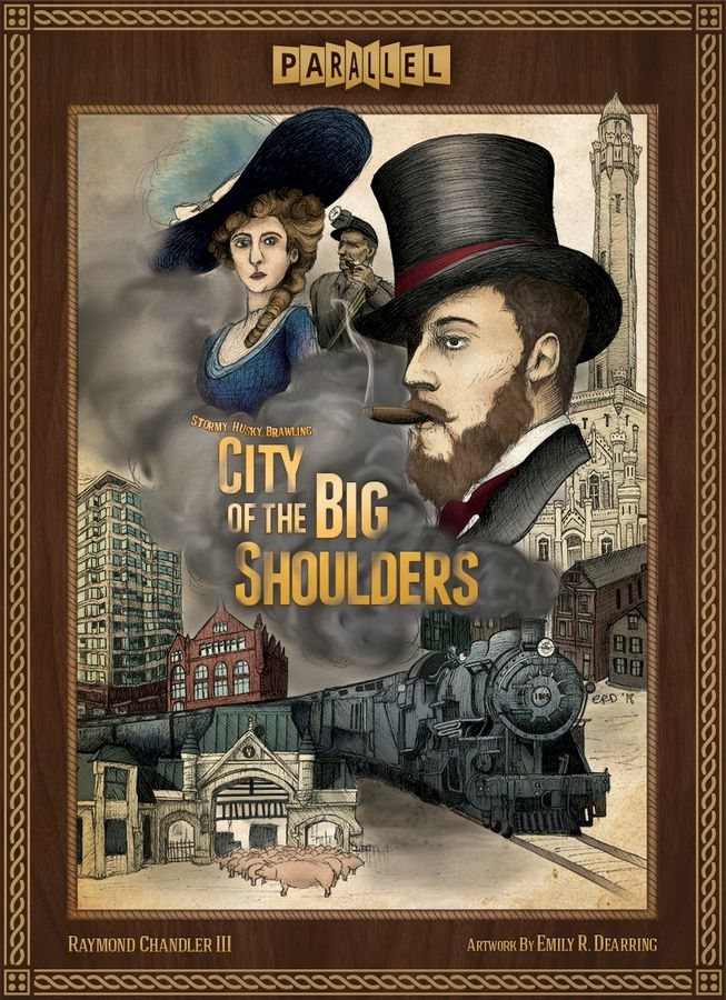 City of the Big Shoulders (Retail Edition)