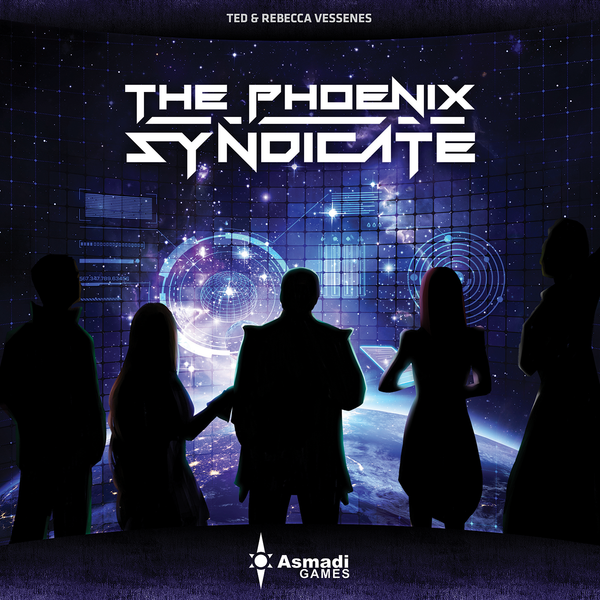 The Phoenix Syndicate *PRE-ORDER*