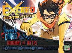 EXCEED: Seventh Cross –  Guardians vs. Myths