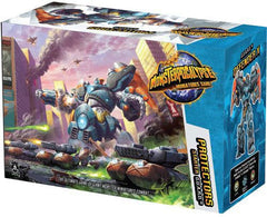 Monsterpocalypse Miniatures Game: Protectors Starter - G.U.A.R.D.
