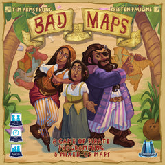 Bad Maps *PRE-ORDER* (ETA Mar 2019)