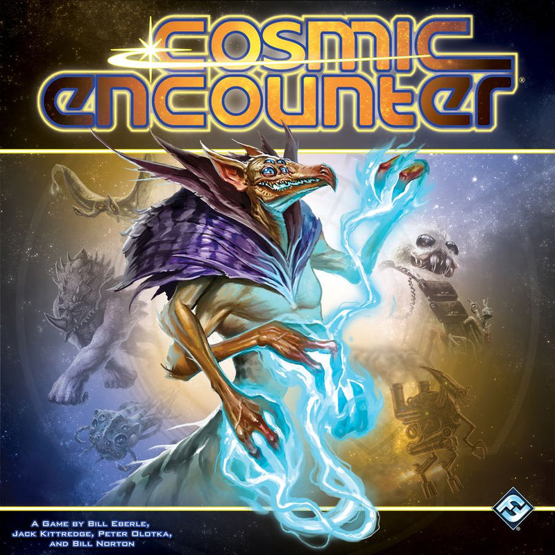 Cosmic Encounter (42nd Anniversary Edition)