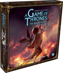A Game of Thrones: The Board Game (Second Edition) – Mother of Dragons *PRE-ORDER*