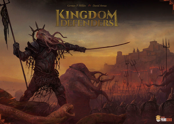Kingdom Defenders (Spanish Import)