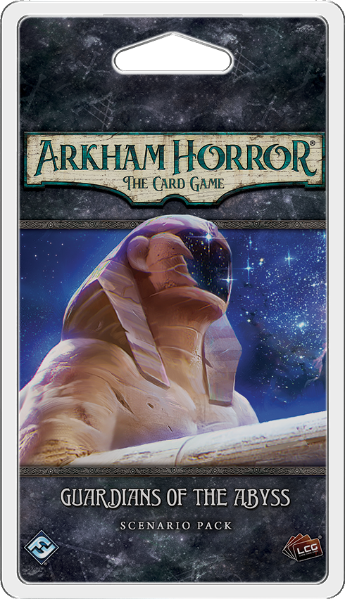 Arkham Horror: The Card Game - Guardians of the Abyss: Scenario Pack