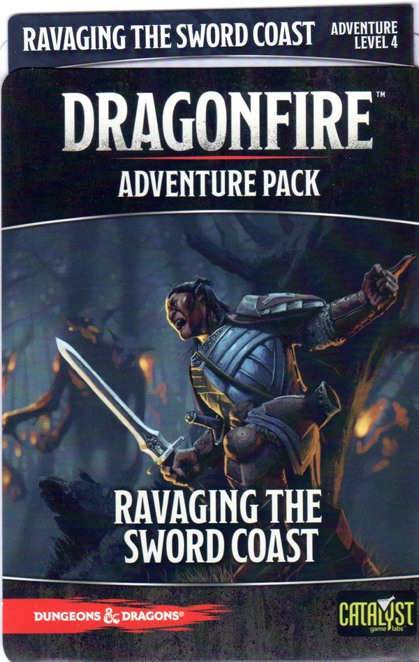 Dragonfire: Adventures - Ravaging The Sword Coast