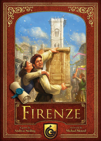 Firenze (New Edition) *PRE-ORDER* (ETA Jan 2019)