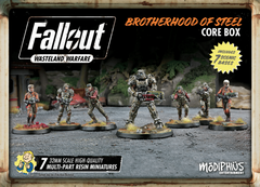 Fallout: Wasteland Warfare – Brotherhood of Steel *PRE-ORDER*