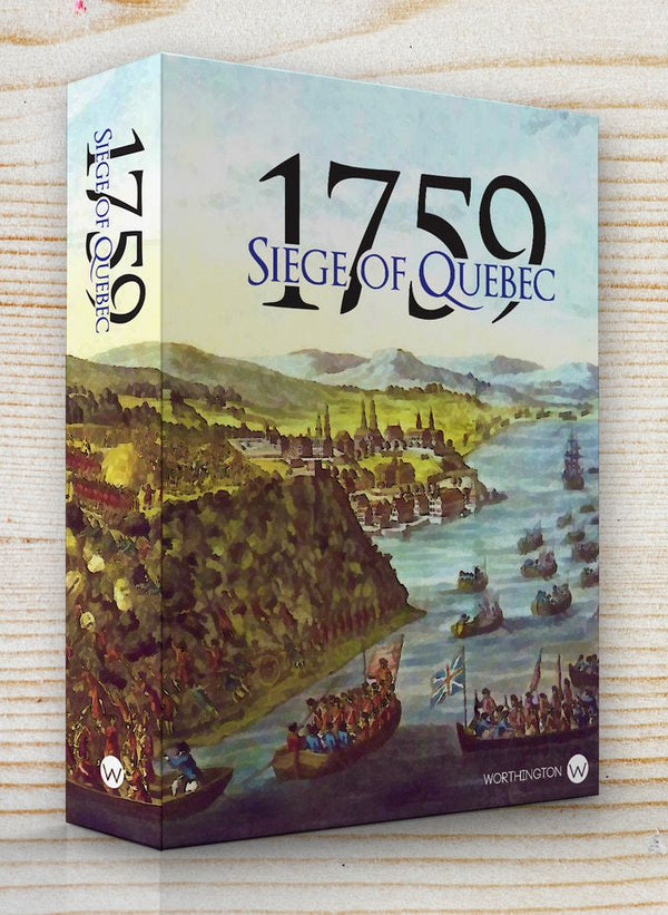 1759:  The Siege of Quebec *PRE-ORDER*